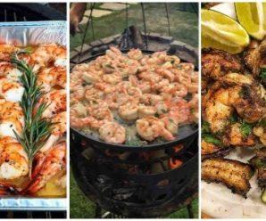 Recetas para Cocinar Camarones