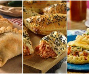 Recetas para Preparar Diferentes Estilos de Empanadas