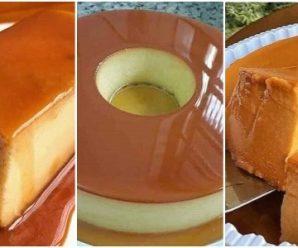 Recetas para Preparar Flan Casero