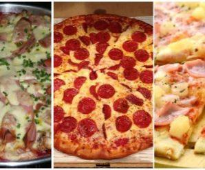 Recetas Caseras para Preparar Pizza